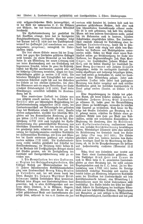 Motloch, Landesordnungen (1907) - RepÖstRG