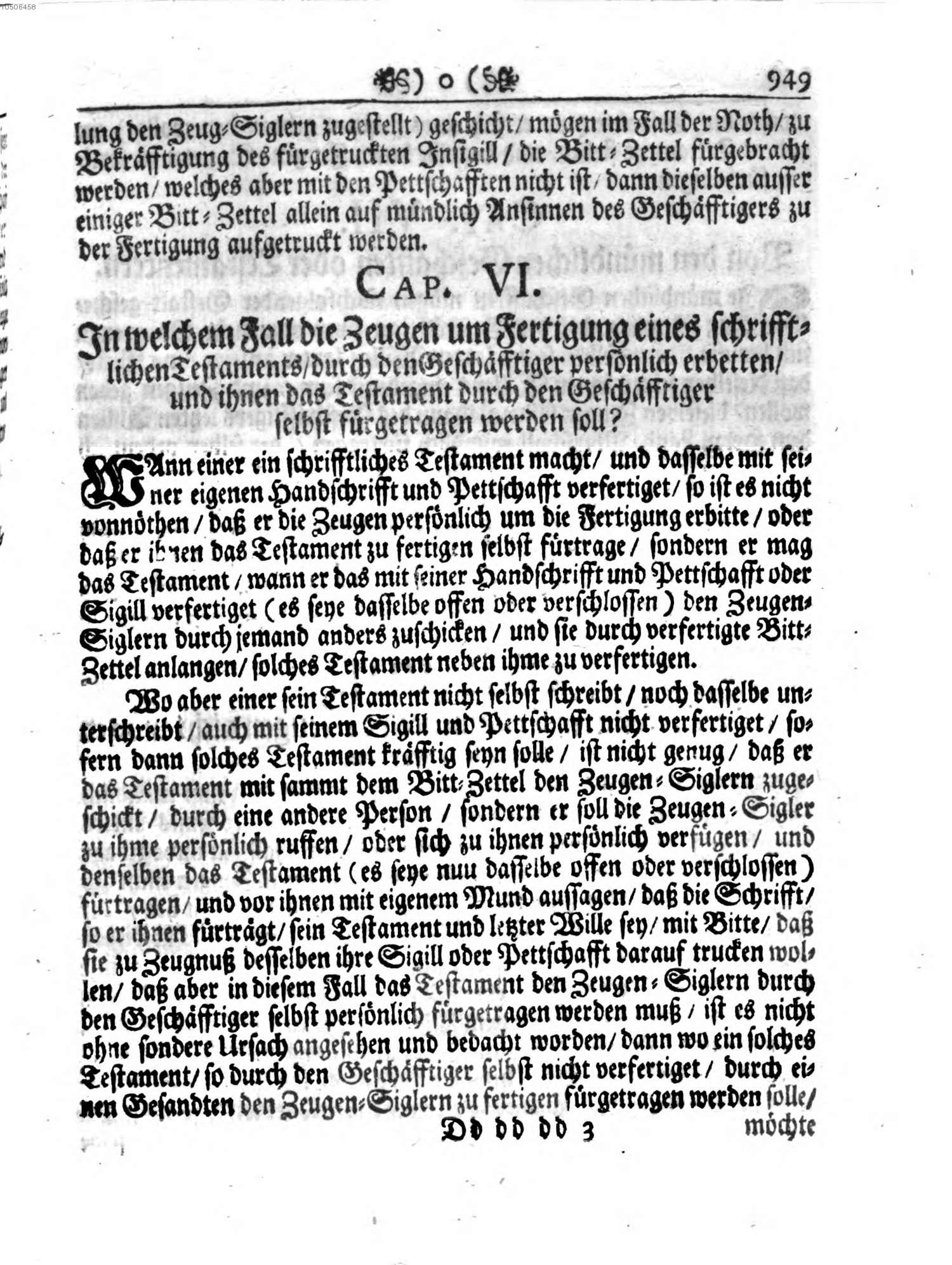 Bernhard Walther, Traktate (Suttinger 1718) - RepÖstRG